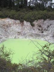 Whole Devil's bath (hazecat) Tags: newzealand green pool rotorua devilsbath thermalsprings