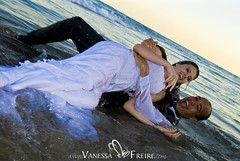 Eloise + Gilmer (VanessaFreirePHOTOGRAPHER) Tags: wedding sea vanessa inspiration color love beach beautiful portraits wonderful fun happy bride engagement amazing nice fantastic nikon perfect kiss couple different underwater dress emotion florida beijo great joy kisses fave explore deerfieldbeach casamento weddings magical matrimonio enjoyment carry bestshot emoo casamentos noivos subaquatic fiancs criative nikond200 supershot debaixodgua realationship brilhante subaqutica bridged theperfectphotographer vanessafreire