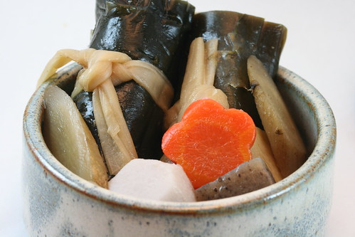 Japanese New Year's Oshogatsu Food