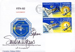 STS-112 / ASHBY MELROY MAGNUS SELLERS TIURIN / ATLANTIS (famille.sebile) Tags: space astronaut nasa collection atlantis shuttle magnus cosmonaut esa signed sellers ashby astronaute cosmonaute melroy cnes sts112 tiurin