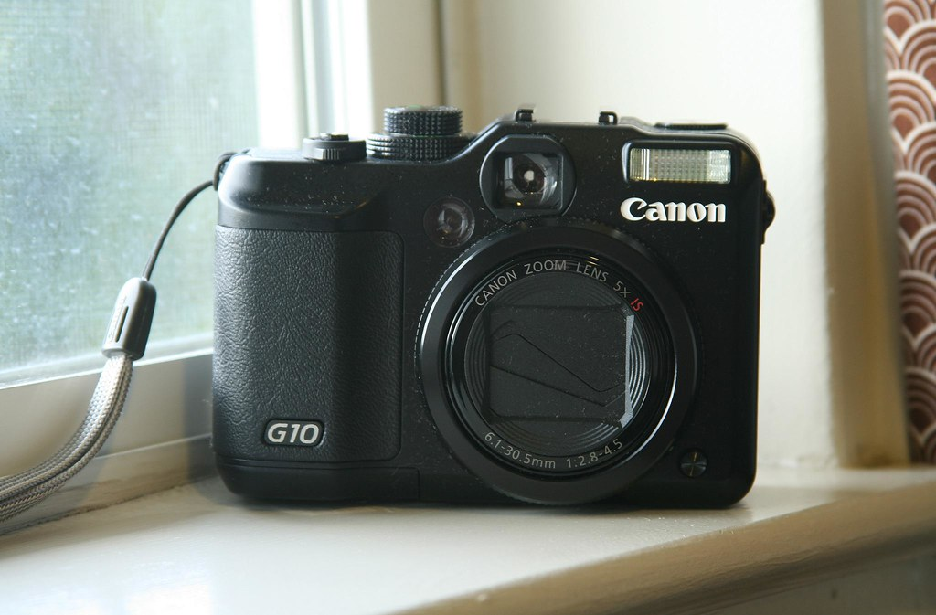 New Canon G10