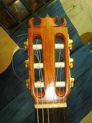 Benito Huipe 2006 Negra - head (TeDeG) Tags: guitar flamenco benito huipe