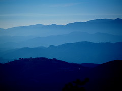 Santa Margarita Mountains