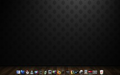 Periphery Desktop as at 6 January 2009 (ctieman) Tags: desktop wallpaper apple screenshot mac setup  macbook