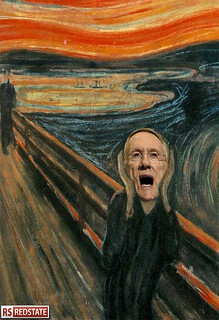 Harry Reid - The Scream