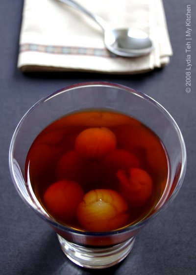 Longan and Dates Tea