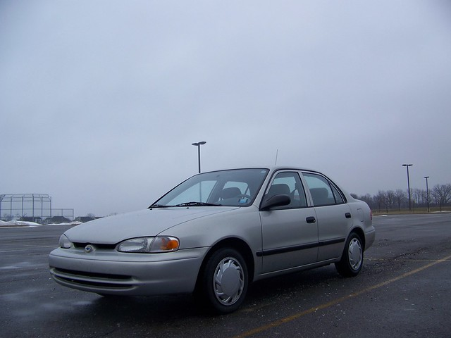 2002 chevrolet car michigan dreary chevy saline prizm