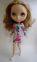 ADAD 7/365 Sadie in Vintage Barbie