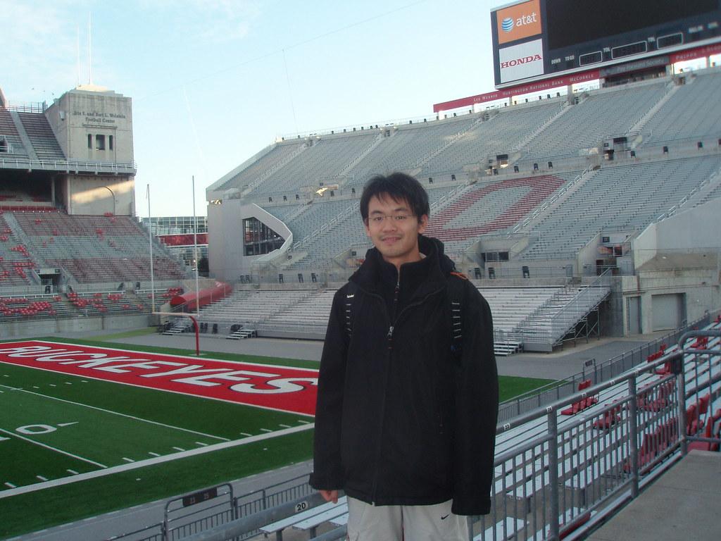 @ Ohio Stadium