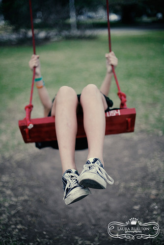 Mad chucks and red swing