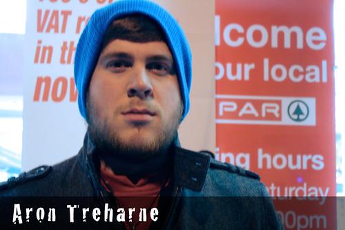 Aron Treharne