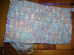 One Row Scarf
