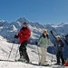 Champagny / La Plagne - perfect day