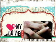my love (toomuchcoffeegirl) Tags: scrapbook pages