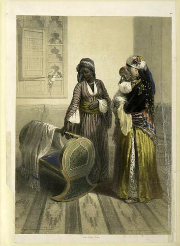 Habesh o esclava Abisinia 1851