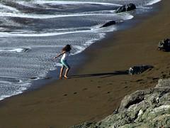 Surf Gurl (nebulagirl) Tags: surf rodeobeach