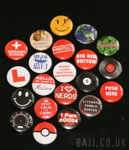 Random badges added in January