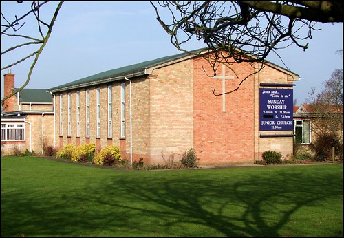 Sprowston Road Methodist