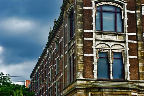 Amsterdam Oud Zuid Het Conservatorium van Amsterdam
