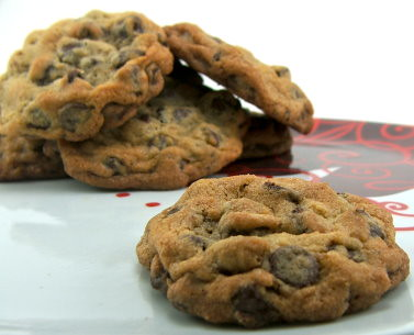 Chocolate Chip Overload Cookies