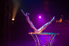 Moscow State Circus (John_Kennan) Tags: colour liverpool canon theatre russia circus moscow stage acrobat russian performer seftonpark greasepaint moscowstatecircus 70200lis canon70200f28l