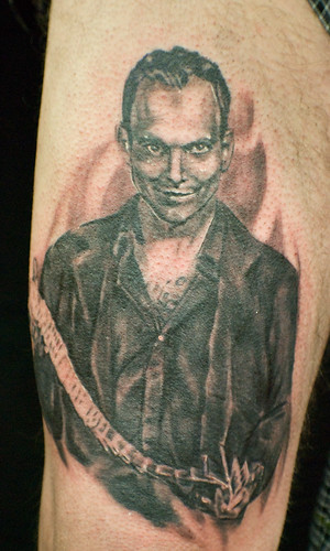 GOB Bluth tattoo