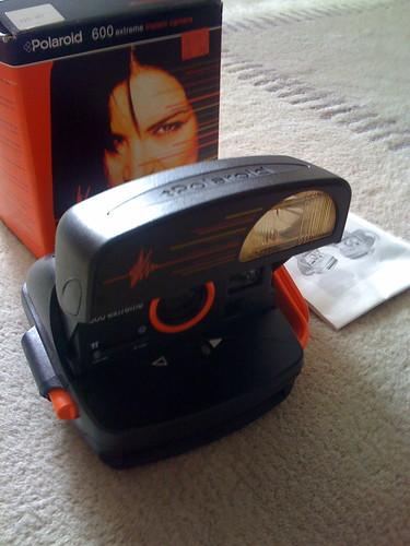 Polaroid 600 Extreme #4