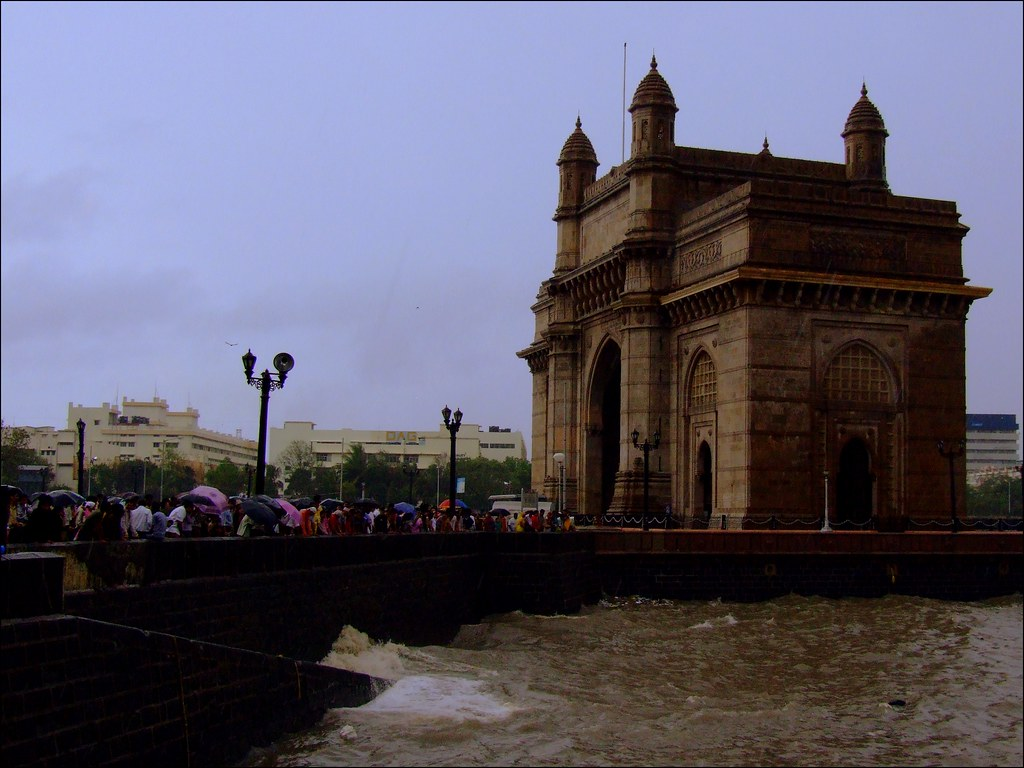 A Mumbai Monsoon