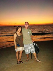 My Favorite Photo (PeaceLoveScoobie) Tags: ocean travel sunset vacation favorite holiday beach island hawaii friend paradise pacific maui southpacific tropical bittersweet