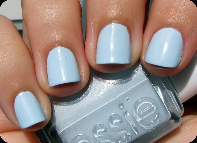 Essie Borrowed And Blue Nail Polish Essie Borrowed Blue