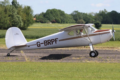 G-BRPF (QSY on-route) Tags: club fly 55 th aero in lincon sturgate egcs gbrpf 04062011