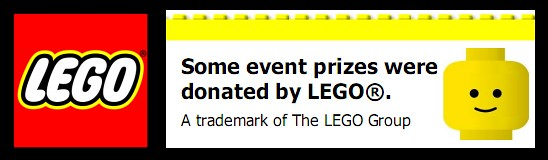 Thank you TLC and LEGO Canada.