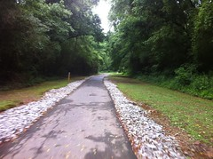 Suwanee Creek Greenway Pavement