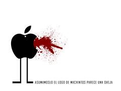 MacOveja (RolanGonzalez) Tags: apple logotipo machintos ovejacreaciones
