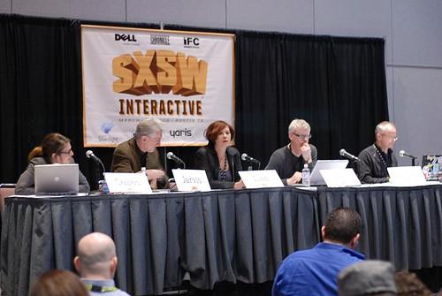 Suxorz Panel at SXSW