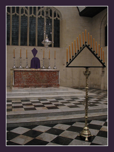 Tenebrae Hearse at Blackfriars