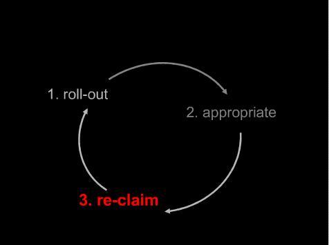 RollOutAppropriateReclaim