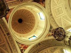 una foto ... (luca lo monaco aka ciaula) Tags: architecture arquitectura cupola sicily architettura sicilia sciacca chiesadelcarmine ciaula