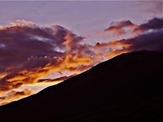 Cotacachi-Sunset