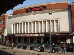 The Hammersmith Apollo by Ewan-M