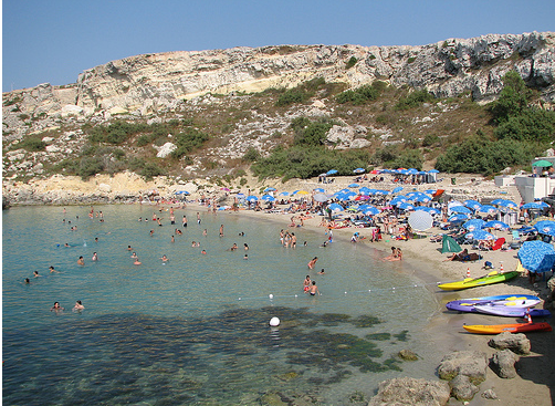 Playas de Malta: Paradise Bay