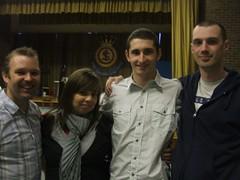 Jon, Leeanne, Bobby & Dan