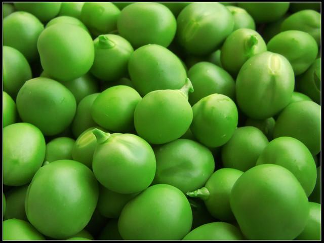 | Texturing Peas |