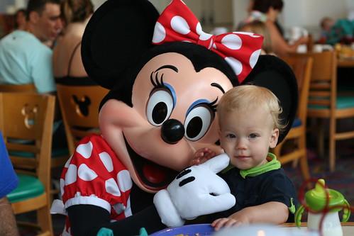 Minnie and Eli