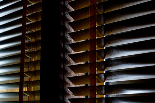 Backlit Blinds