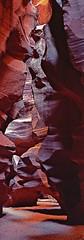Antelope Canyon-01 (Erik Pronske) Tags: red arizona panorama west rocks indian panoramic canyon nativeamerican american page navajo slot antelopecanyon