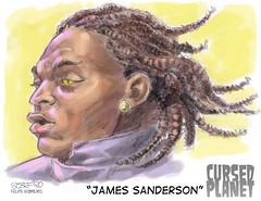 Cursed Planet: Sanderson