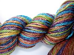 twistin fiber