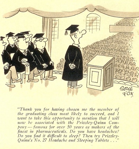 Graduation - Fox - 1962 (by senses working overtime)