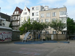 playground (Amsterdam, North Holland, Netherlands) Photo